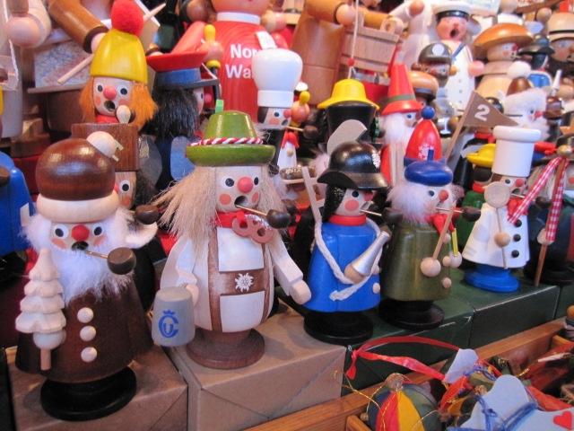 スモーク人形 クリスマス