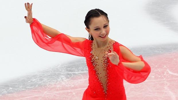 エリザヴェータ・トゥクタミシェワが可愛い!あのプルシェンコの妹弟子!?