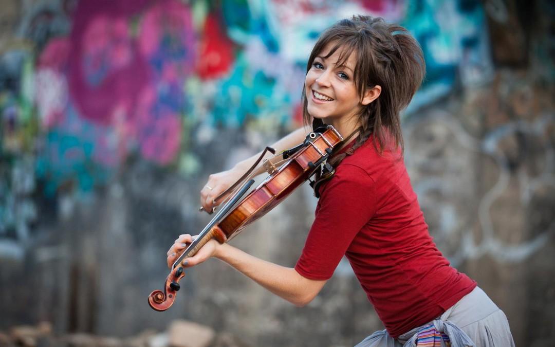 リンジー・スターリングが「千本桜」や「ゼルダ」をカバー!踊るバイオリニスト現る!!