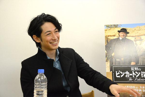 ディーン・フジオカはハーフ?5ヶ国語操るイケメン俳優は国際結婚!
