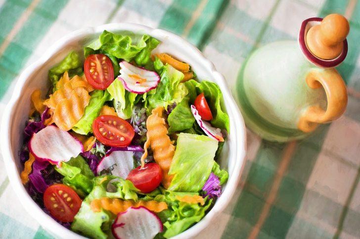 サラダ 野菜