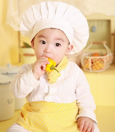 cooking-baby