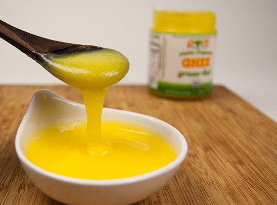 出典:http://barefootprovisions.com/products/grass-fed-organic-ghee-by-pure-indian-foods_1#.Vvp97vmLSM8