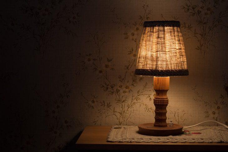 夜 ライト ランプ