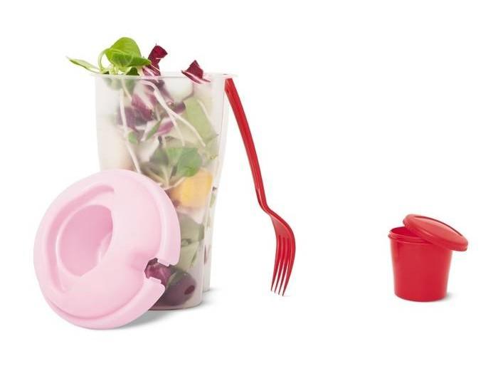フライングタイガーの「サラダコンテナ」が便利!作り方やレシピと販売店!