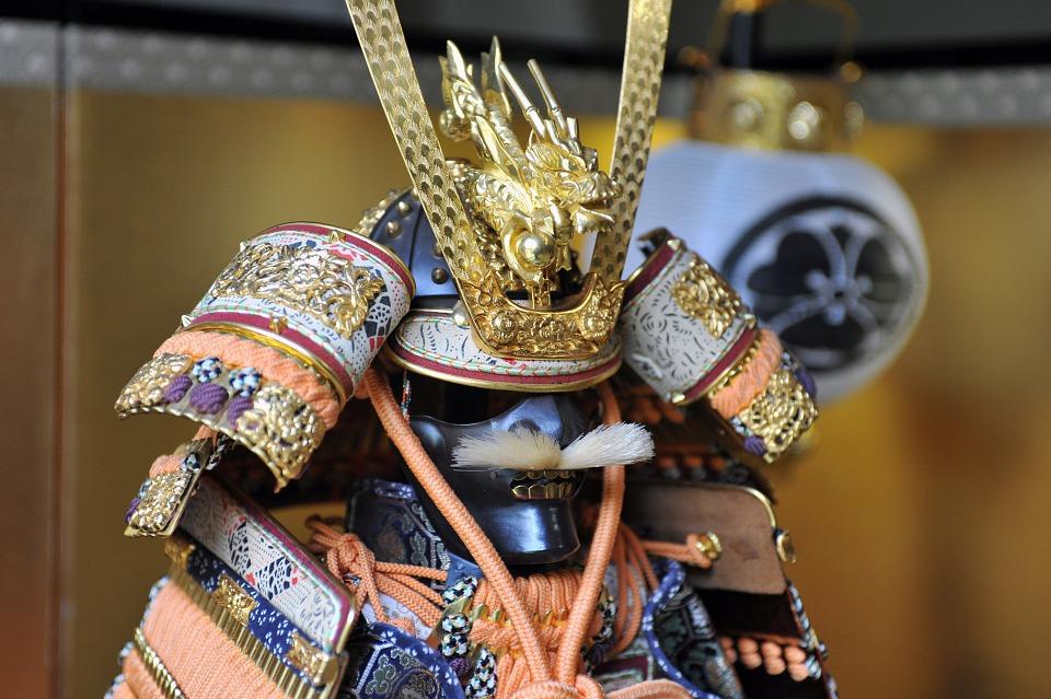 鎧兜 サムライ