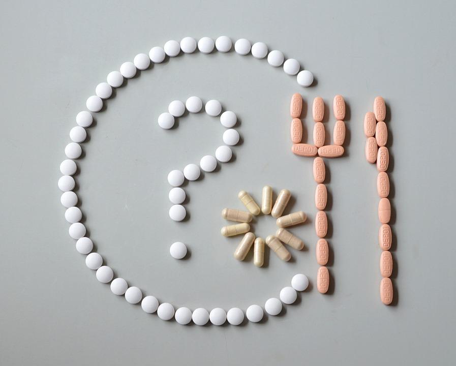 薬 クエスチョン サプリメント