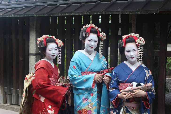芸者 京都 舞妓