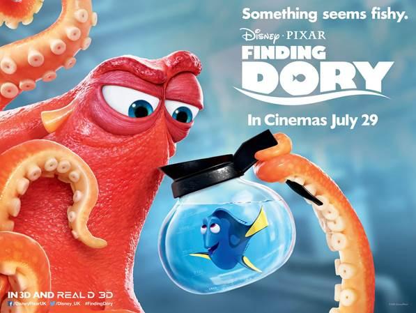 『ファインディング・ドリー』を字幕で見るべき!ディズニーが犯した2つの失敗!