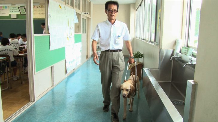全盲の国語教師・新井淑則先生インタビューから学ぶ、現代日本の危険性!
