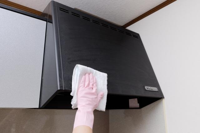 換気扇の掃除にベストな最強の洗剤!「なまはげ」で油汚れを瞬殺!